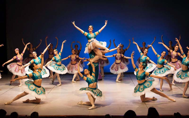 Conservatorio de danza Madrid