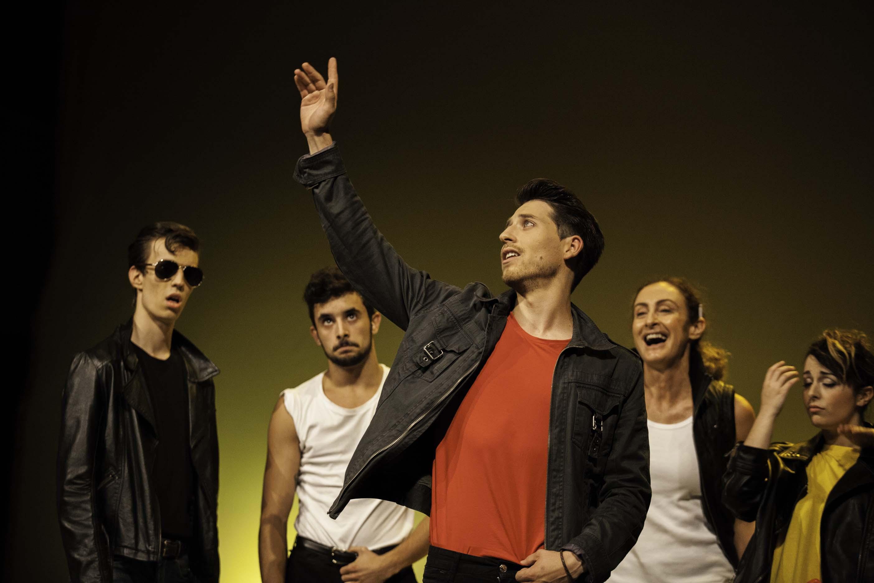 Lezioni di teatro a Madrid