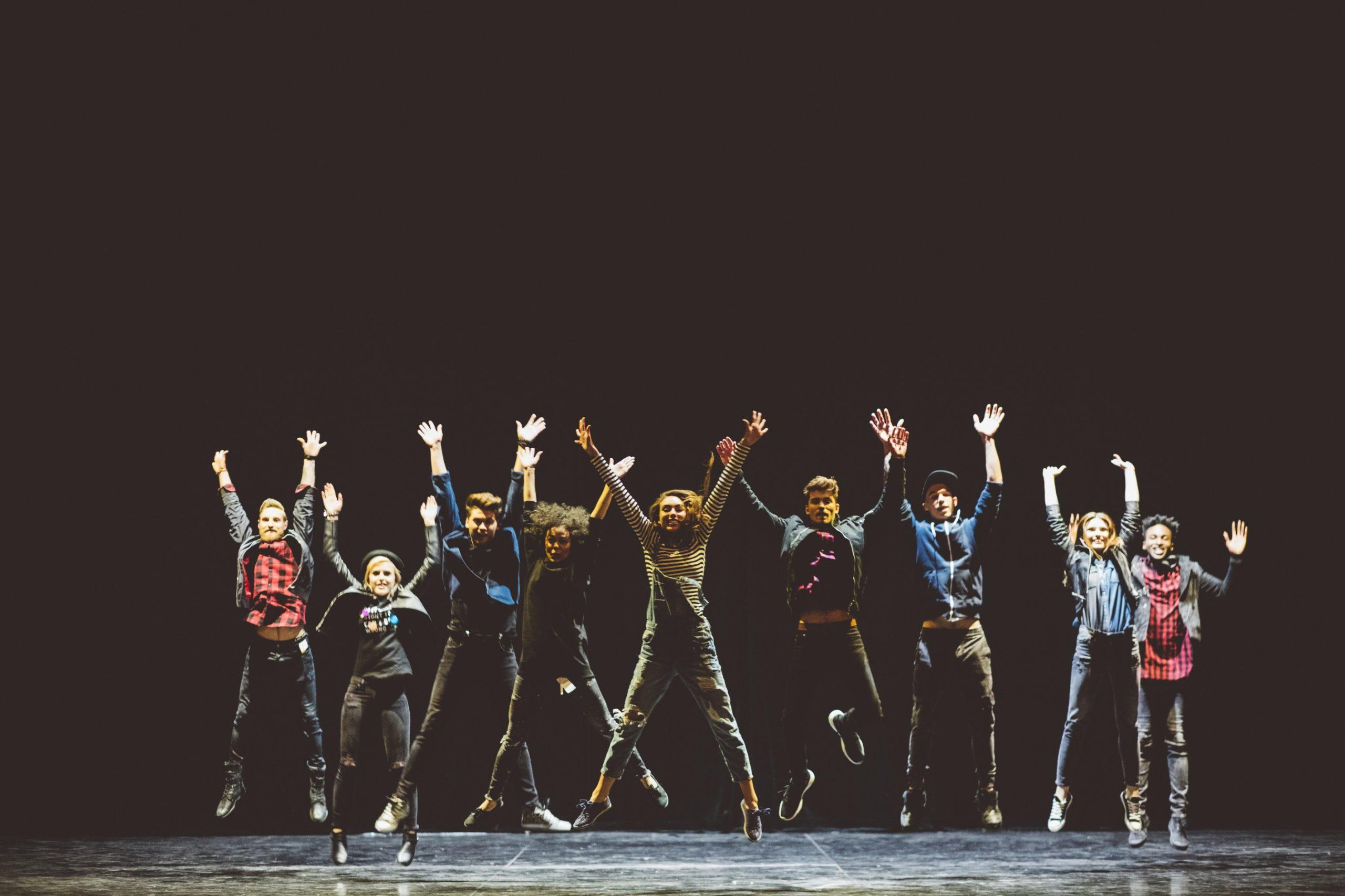 Clases de arte dramático y teatro musical